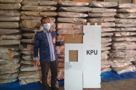 KPU Bantul mulai siapkan logistik TPS