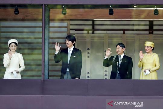 Kaisar Jepang akan buka Olimpiade, ulangi peran sang kakek