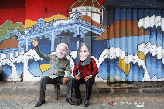 Kemarin, ucapan selamat Indonesia untuk Pemilu Amerika Serikat