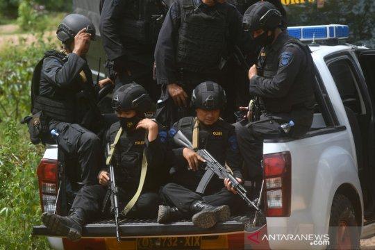 Polri: jangan lengah karena kelompok JI masih hidup
