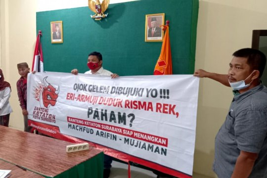 PDIP Surabaya minta Bawaslu tindak penyebar APK provokatif