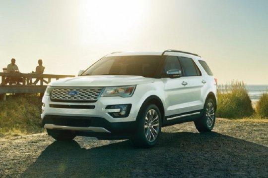 "Lebih dari 375 ribu Ford Explorer kena ""recall"", apa sebabnya?"