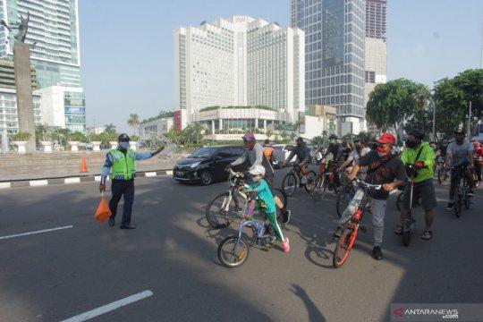 PSBB transisi Jakarta diperpanjang hingga 22 November