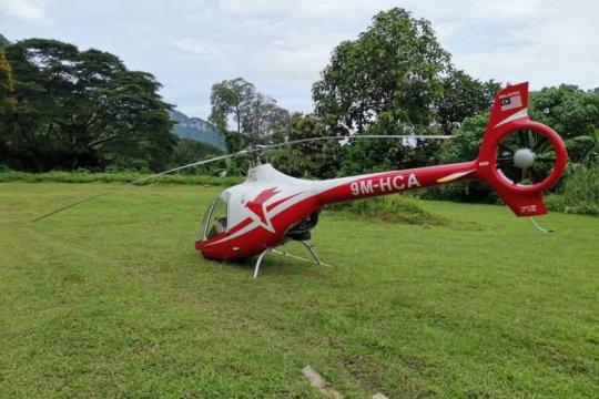 Kemenhub Malaysia: Dua helikopter tabrakan, dua orang meninggal