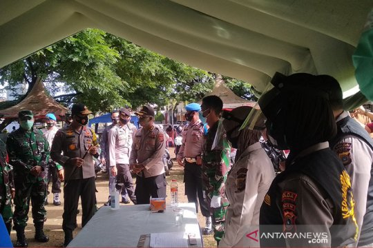 Kapolda Aceh imbau masyarakat tidak perlu takut tes COVID-19