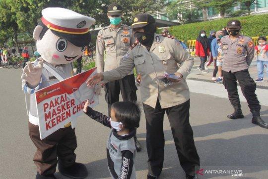 Tingkat kesembuhan COVID-19 di Jakarta  90,9 persen pada Minggu