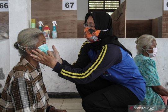 BPBD DIY pastikan penerapan prokes di pengungsian warga Merapi