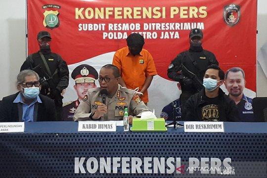 Polisi ringkus pemuda pembawa kabur anak di bawah umur