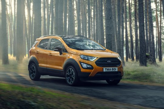 Ford luncurkan Ecosport Active baru