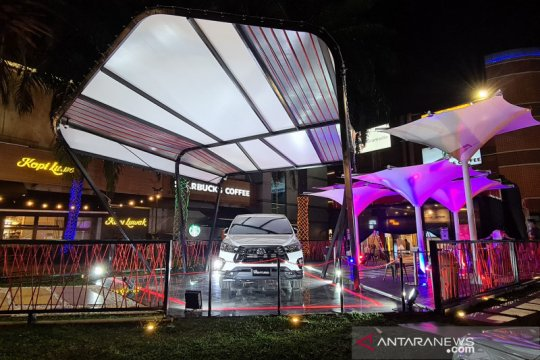 "Toyota buka ""Pop-up Store"" di Mall Kelapa Gading"