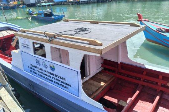 KKP salurkan kapal pengawas untuk kelompok masyarakat Anambas