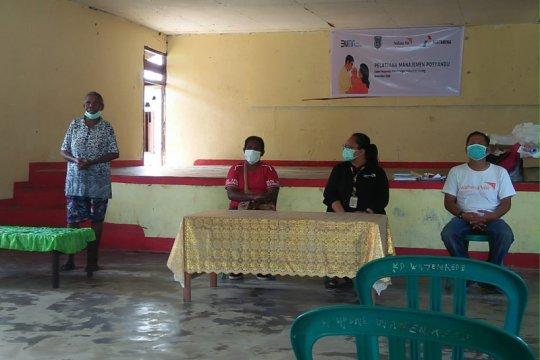 Tingkatkan kapasitas, Pertamina latih kader posyandu di Papua Barat