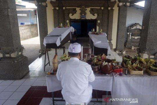 RSUP Sanglah kremasi 30 jenazah yang terlantar sejak tahun 2017-2020