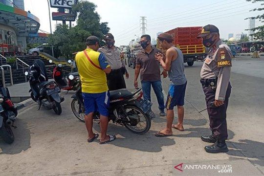 58 pelanggar prokes terjaring Operasi Tibmask di Tambora