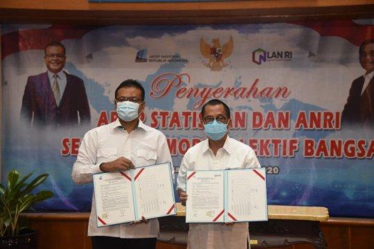 Laksanakan UU Kearsipan, LAN serahkan arsip statis kepada ANRI