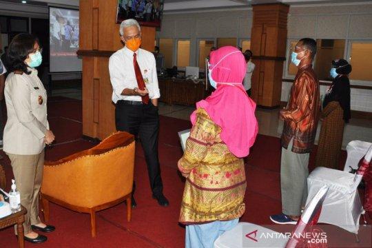 BPN Jawa Tengah capai target sertifikasi tanah 2020