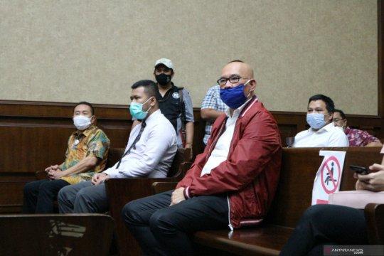 Saksi sidang Pinangki sebut kedekatan dengan Ma'ruf Amin-Anwar Ibrahim