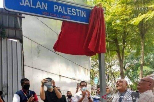 Malaysia tetap dukung pembentukan Palestina