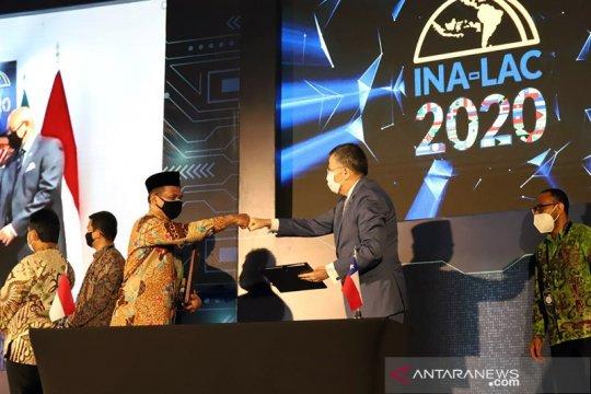 Indonesia-Chili teken  MoU soal Jaminan Produk Halal