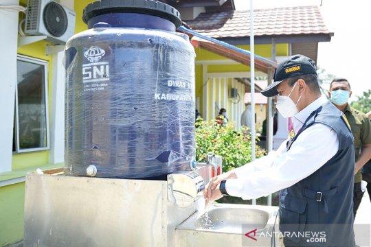 Riau bentuk tim supervisi isolasi mandiri COVID-19 di Lapas Pekanbaru