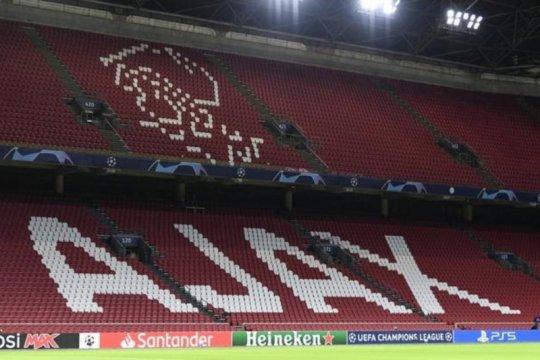 Klasemen Liga Belanda: Ajax di puncak, Vitesse tempel ketat