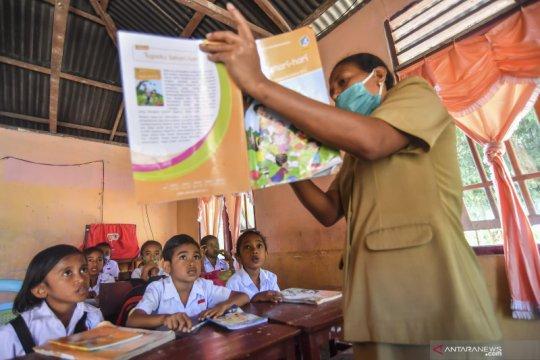 Proses belajar mengajar di Kabupaten Seram Bagian Selatan
