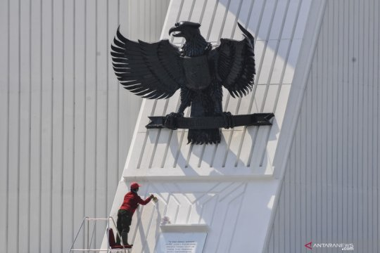 Jelang Hari Pahlawan, Taman Makam Pahlawan Kalibata berbenah diri
