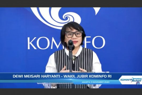 Kominfo optimistis percepatan transformasi digital tercapai
