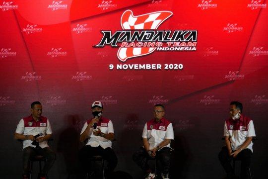 Dimas Ekky persiapkan mental dan fisik jelang debut tim Mandalika