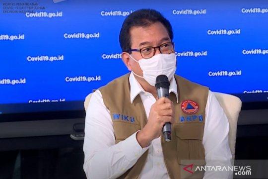 Satgas: Penambahan kasus COVID-19 karena masyarakat tak disiplin