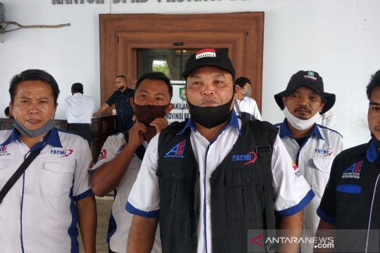 KSPSI nilai keputusan Gubernur Bengkulu tak naikan UMP cacat prosedur