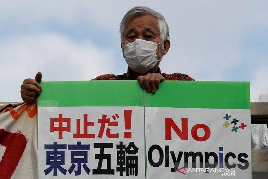 Penduduk Tokyo khawatir Olimpiade jadi pembawa virus