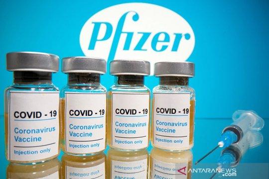 Sri Mulyani nilai efektivitas vaksin dari Pfizer bawa sentimen positif