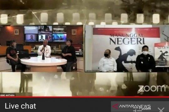 Akhmad Munir: Pameran foto ANTARA bangun semangat gotong-royong