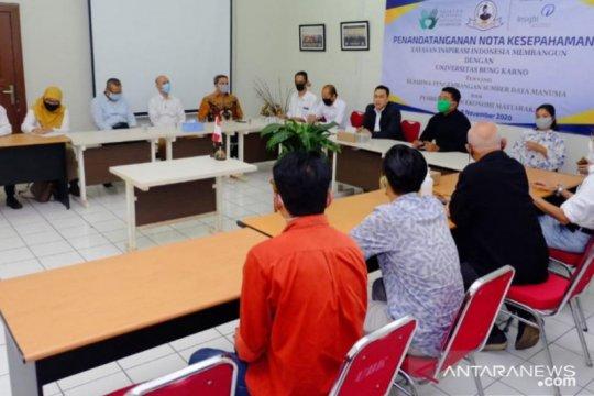 Yayasan Inspirasi gaet UBK salurkan beasiswa bagi pengangguran