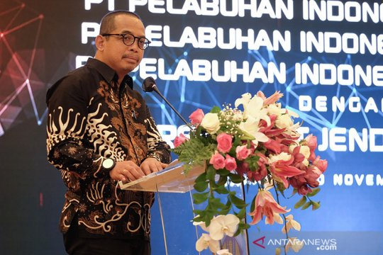 DJP sepakati integrasi data pajak dengan tiga operator pelabuhan