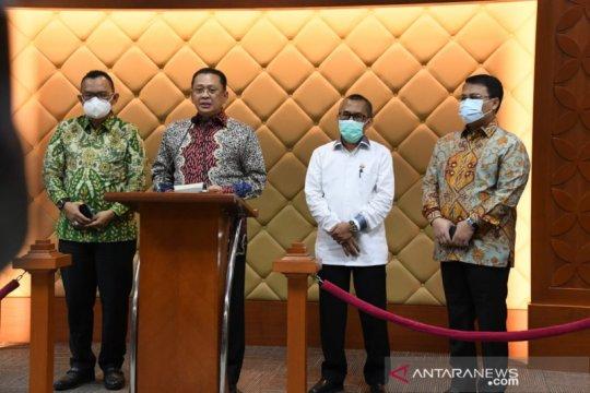 Bamsoet: Pejabat dan elit politik harus siap mundur jika tidak adil