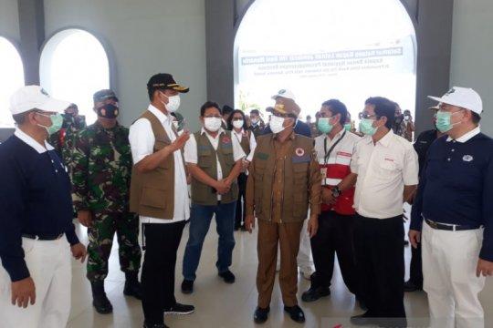 BNPB harap Pemda di Sulteng transparan kelola dana hibah rehab-rekon