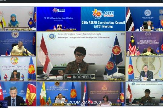 Indonesia dorong pemberlakuan koridor perjalanan ASEAN