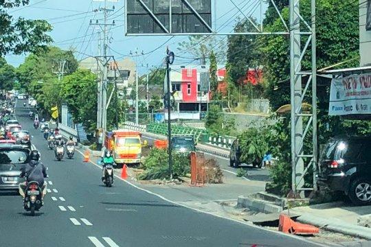 Tidak butuh uji coba lalu lintas di jembatan baru GL Zoo Yogyakarta