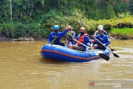 Bima Arya lakukan Ekspedisi Ciliwung dari Bogor ke Manggarai