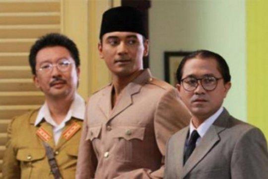 Delapan kisah pahlawan nasional yang diangkat ke film