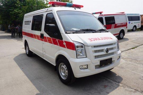 DFSK hadirkan berbagai ragam kendaran ambulans