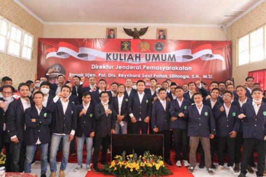 30 narapidana songsong gelar sarjana di Kampus Kehidupan LP Tangerang