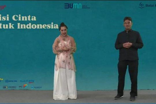 Balai Pustaka - Titimangsa Foundation gelar 'Puisi Cinta untuk Indonesia'