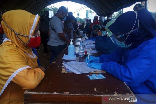 Papua Barat mulai kumpulkan data warga peserta vaksinasi COVID-19