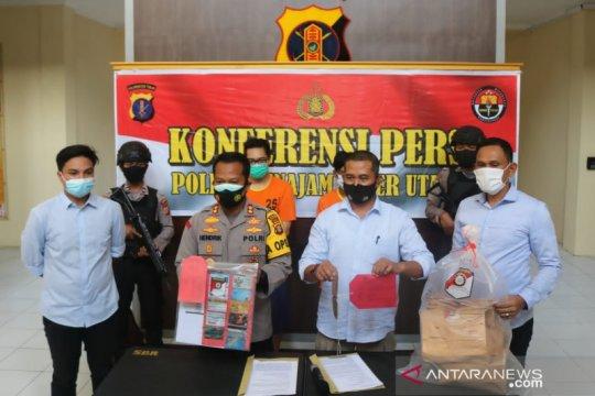 Polisi tangkap penipu mengatasnamakan Bupati PPU