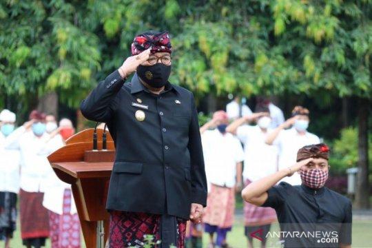 Wagub Bali: Kobarkan semangat Hari Pahlawan untuk kebangkitan ekonomi