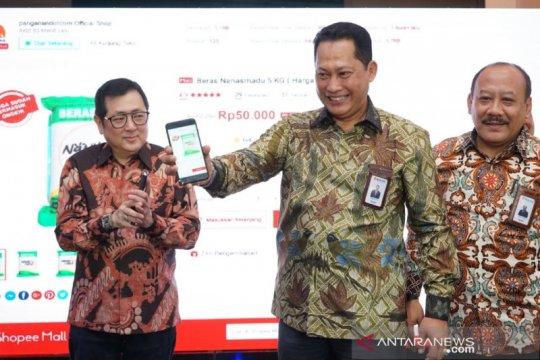 Bulog gandeng StoreSend Indonesia luncurkan pasar grosir daring