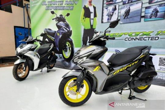 Yamaha yakin pertumbuhan daya beli dorong penjualan All New Aerox